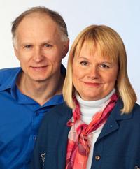 Robert Hahn, Marie-Louise Hahn