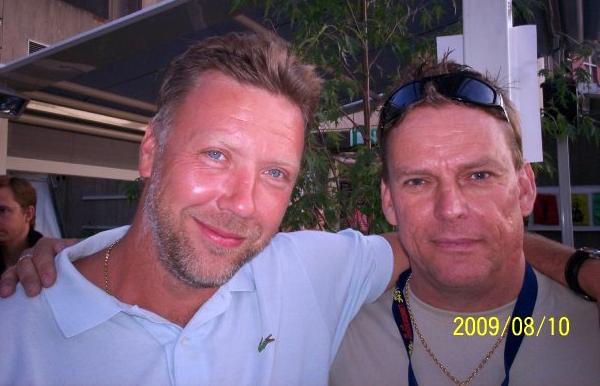 Mikael Persbrandt, Peter Söderlund
