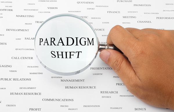 paradigmskifte