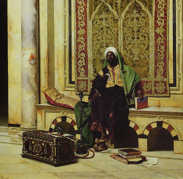 The Philosopher av Enzie Shahmiri
