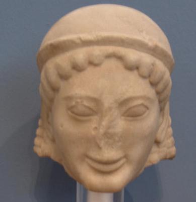 Grekhuvud