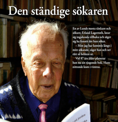 Erland Lagerroth född 1925 i Lund