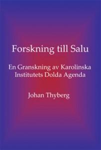 """""""Forskning till Salu""""- Boktips"""
