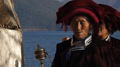 Musou women older