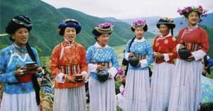 Musoufolkets kvinnor
