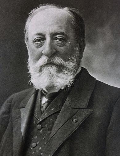 Charles Camille Saint-Saëns, född i Paris 9 oktober 1835, död 16 december 1921 i Alger, var en fransk tonsättare och pianist