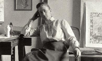 Hilma af Klint (1862 -1944) svensk konstnär