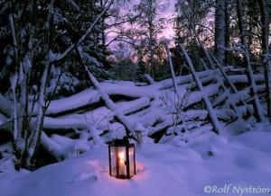 Tänd ett ljus hellre än att förbanna mörkret