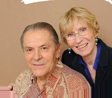Stanislav och Christina Grof