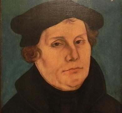 Martin Luther (1483-1546)  tysk präst, munk och teolog