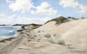 Skagenmålarna och Annika by the Sea – konstutställning på Waldemarsudde 25-26 januari