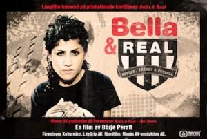 Bella & Real långfilm 14/2 på Danderydsgården