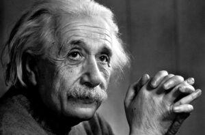 Einstein om den kosmiska människan – föredrag 17 februari Stockholm