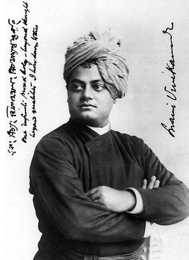Swami Vivekananda (Wikimedia Commons)