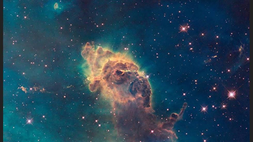 Forskare upptäckte eko från Big Bang (Foto: TT)