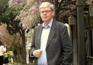 Carl Johan Ljungberg Fil Dr (Foto: Soili Ljungberg)