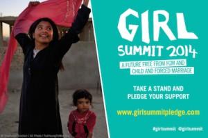 GIRL SUMMIT 2014 – Världskonferens om könsstympning av flickor