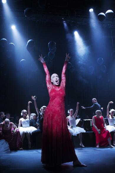 Opera Showroom Foto:  Markus Gårder