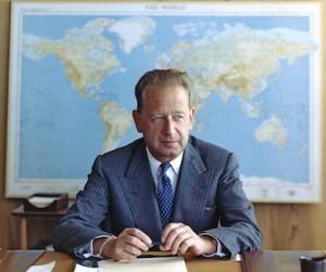 Dag Hammarskjöld (1905-1961) FN´s generalsekreterare
