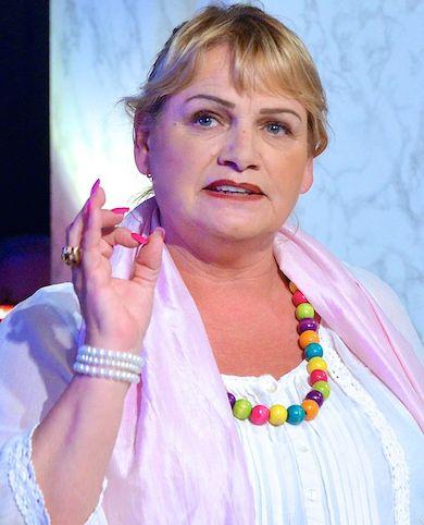 Soraya Post,  FI politiker, ledamot av Europaparlamentet