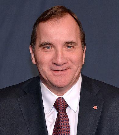 Stefan Löfvén, partiledare Socialdemokraterna (Wikipedia)