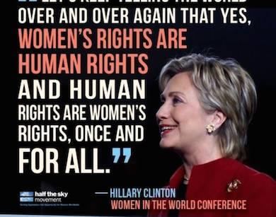 Clinton-feminism