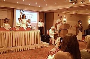 Humanism & Kunskap deltar i EUROTAS Transpersonella konferens på Kreta