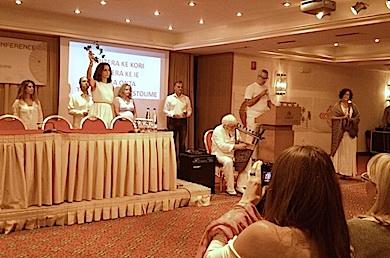 Eurotas Transpersonella konferens invigning på