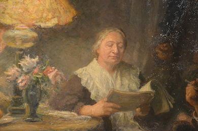 Ellen Key målad av Hanna Pauli (Wikicommons)