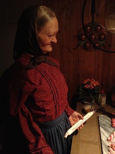 Amelia Eriksson Polkagrisens moder  född den 18 november 1824 i Jönköping, död den 25 januari 1923 i Gränna