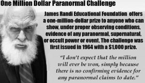 Är James Randis utmaning en bluff