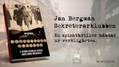 Sekreterarklubben- Jan Bergman