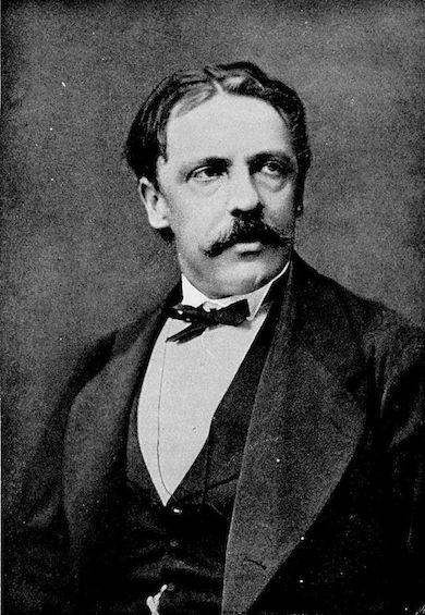 Viktor Rydberg, född 18 december 1828 i Jönköping, död 21 september 1895