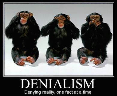 denialism HK