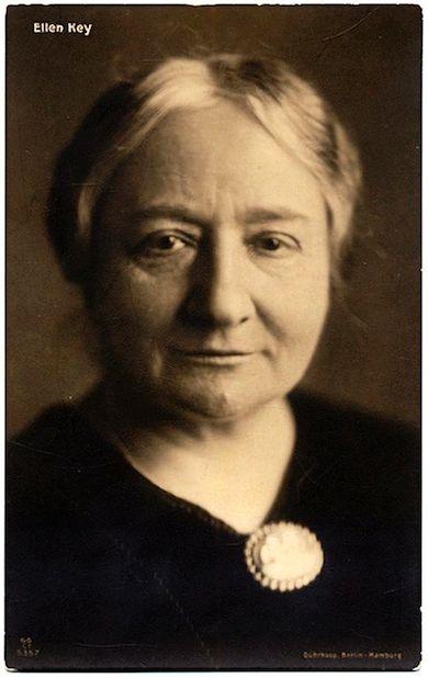 Ellen Karolina Sofia Key, född 11 december 1849 i Gladhammars socken utanför Västervik, död 25 april 1926 i hemmet Strand på sydsluttningen av Omberg vid Vättern,