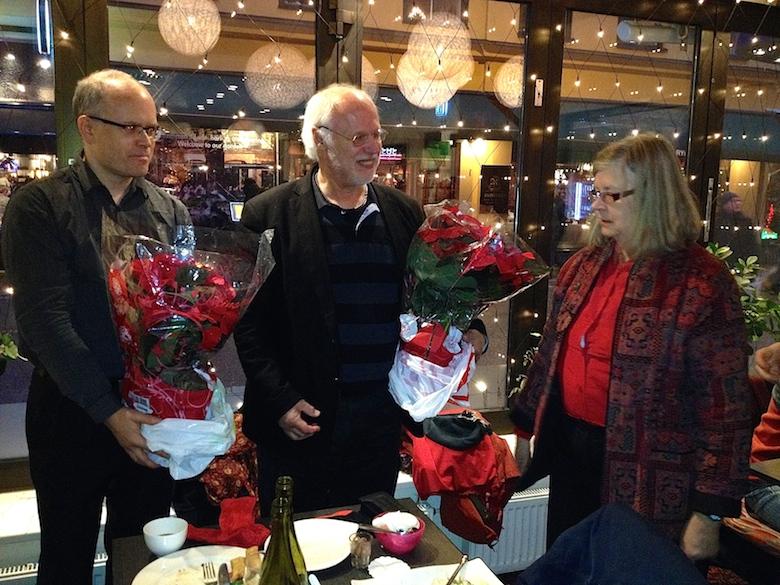 Torbjörn Sassersson, Börje Peratt, Kersti Wistrand
