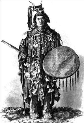 Sibirisk shaman