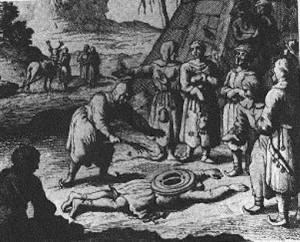 Shamanen hos nordlig urbefolkning