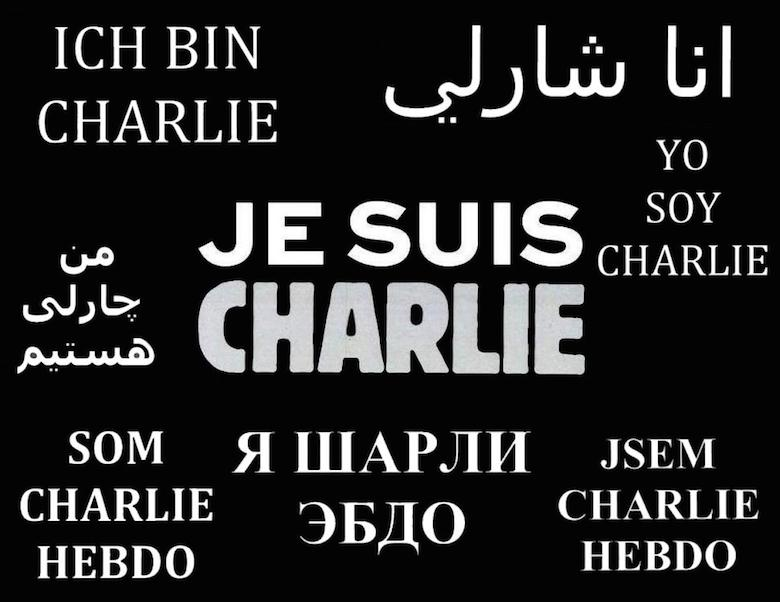 Jag är Charlie