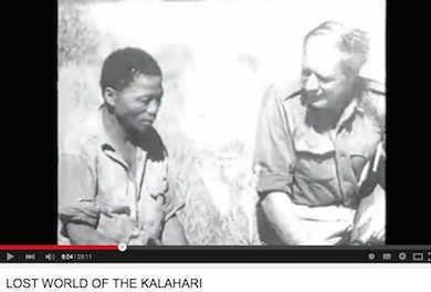 LOST WORLD OF THE KALAHARI
