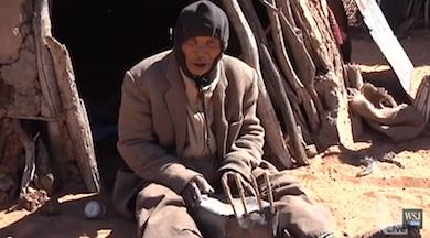 Youtube: Last Song of a Kalahari Bushman