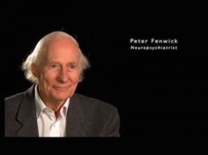 Peter Fenwick om nära döden-upplevelser den 20 april 2015
