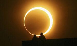 Vårdagjämning och solförmörkelse