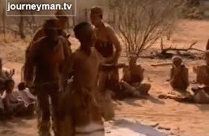 Bushmännens IV: männens medicindanser