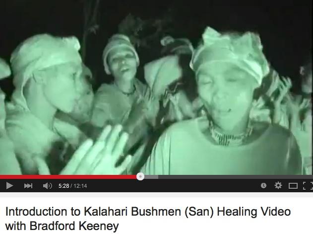 Bushmen healingdance