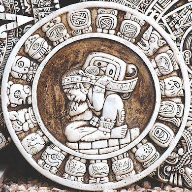 Maya Zodiaken cirkel