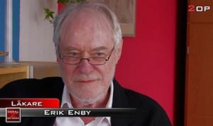 """Dr Erik Enby nomineras till """"Diplom för livslång gärning i humanismens tjänst"""""""