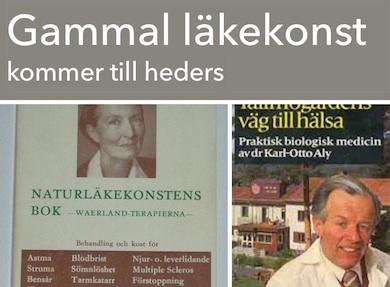 Ebba och Are Waerland utvecklade biologisk medicin