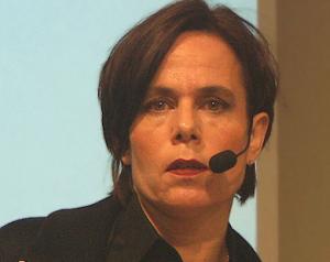 Sara Danius ny ständig sekreterare på Svenska Akademien