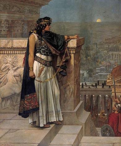 Krigardrottningen Zenobia (240 – ca 275 e.Kr.)
